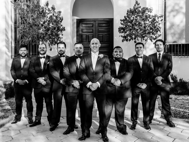 La boda de Antonio y Fernanda en Hermosillo, Sonora 24