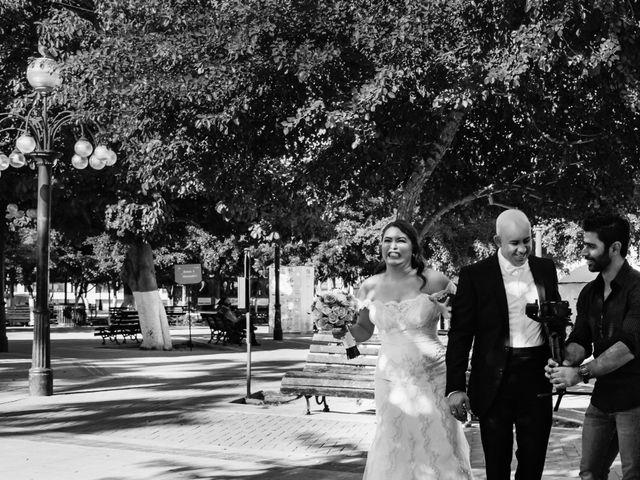 La boda de Antonio y Fernanda en Hermosillo, Sonora 19