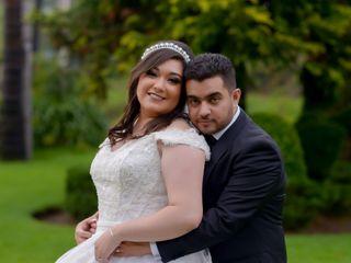 La boda de Ángeles y Rodrigo