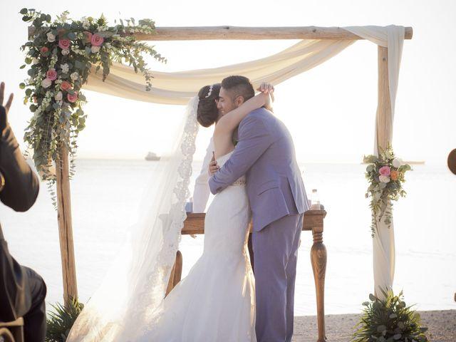 La boda de Jocelyne y Ernesto