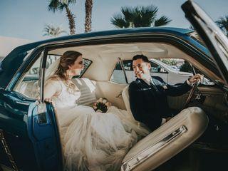 La boda de Lizbeth y Eliseo