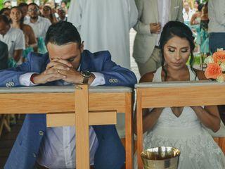 La boda de Brenda y Luis 1
