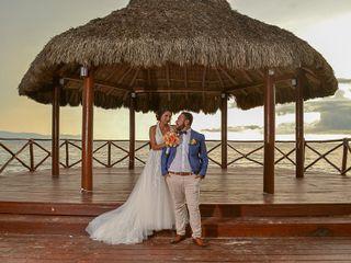 La boda de Brenda y Luis