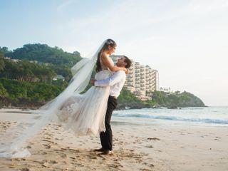 La boda de Melissa y Sean