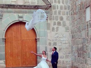 La boda de Nayeli  y Alexis  2