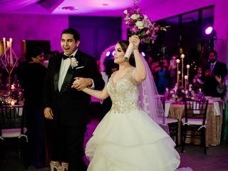 La boda de Wilma y Genaro
