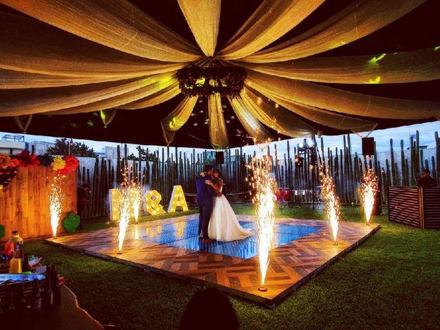 La boda de Nayeli  y Alexis