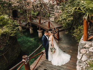 La boda de Johanna y Paul