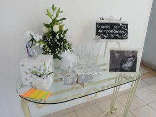 La boda de Dalia  y Luis Angel 1