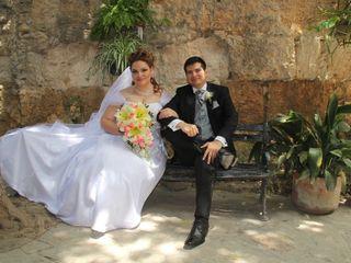 La boda de Dalia  y Luis Angel