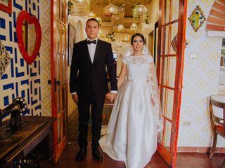 La boda de Fabiola y Manuel