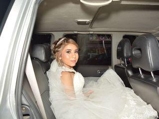 La boda de Claudia Mejia  y Oscar Delgado 1
