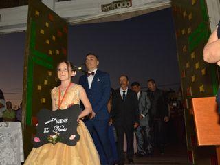 La boda de Claudia Mejia  y Oscar Delgado 2