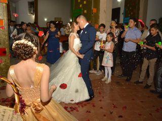 La boda de Claudia Mejia  y Oscar Delgado