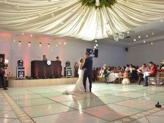 La boda de Claudia Mejia  y Oscar Delgado 3