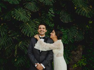 La boda de Alicia y Ulises