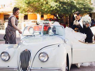 La boda de Rocío y Orlando 3