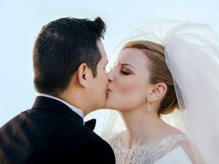 La boda de Rocío y Orlando