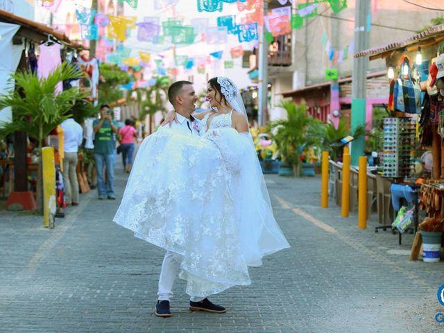 La boda de Irma Nayeli y Jorge Luis en Cihuatlán, Jalisco 1
