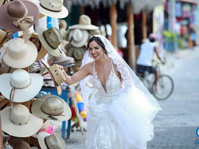 La boda de Irma Nayeli y Jorge Luis en Cihuatlán, Jalisco 7