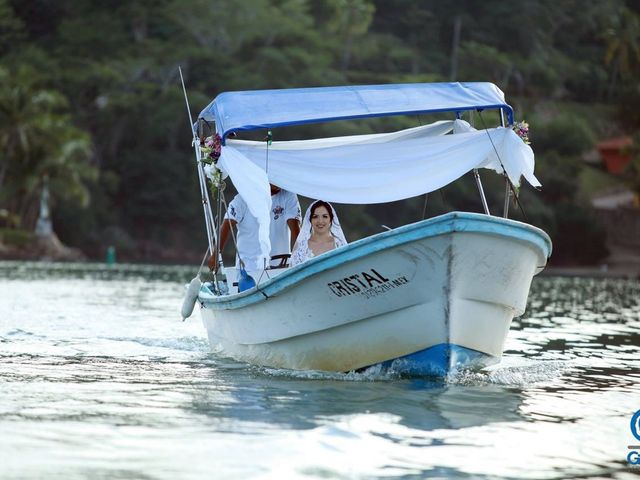 La boda de Irma Nayeli y Jorge Luis en Cihuatlán, Jalisco 9