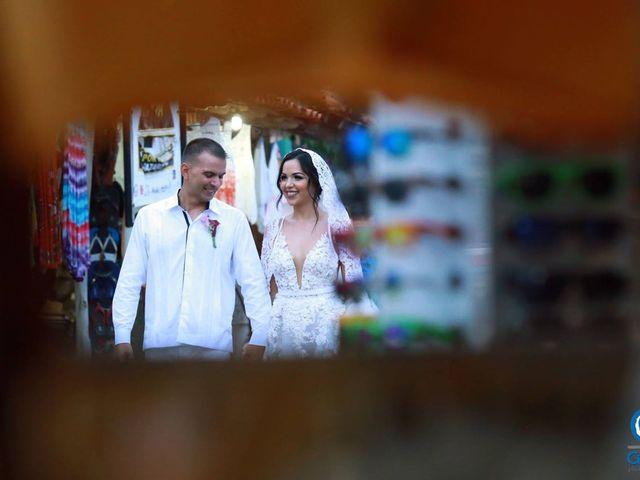 La boda de Irma Nayeli y Jorge Luis en Cihuatlán, Jalisco 11