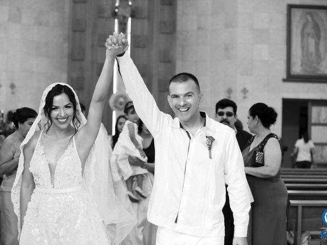 La boda de Irma Nayeli y Jorge Luis en Cihuatlán, Jalisco 15