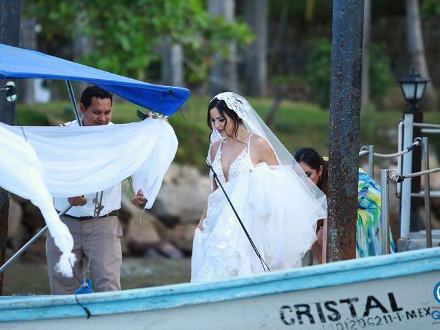 La boda de Irma Nayeli y Jorge Luis en Cihuatlán, Jalisco 18