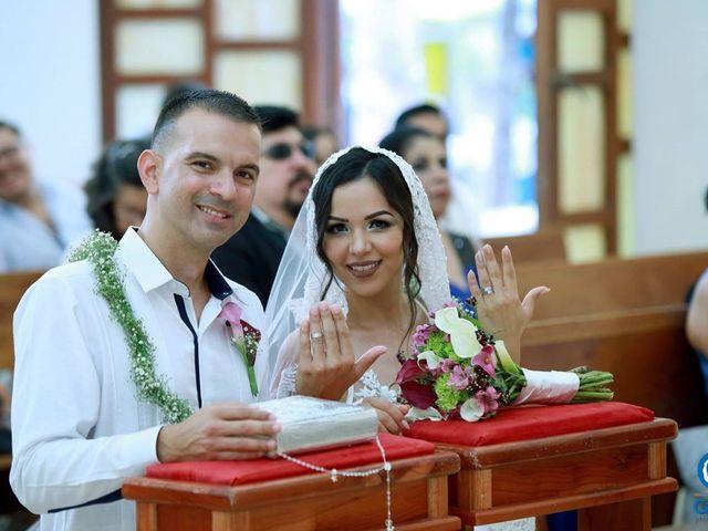La boda de Irma Nayeli y Jorge Luis en Cihuatlán, Jalisco 19