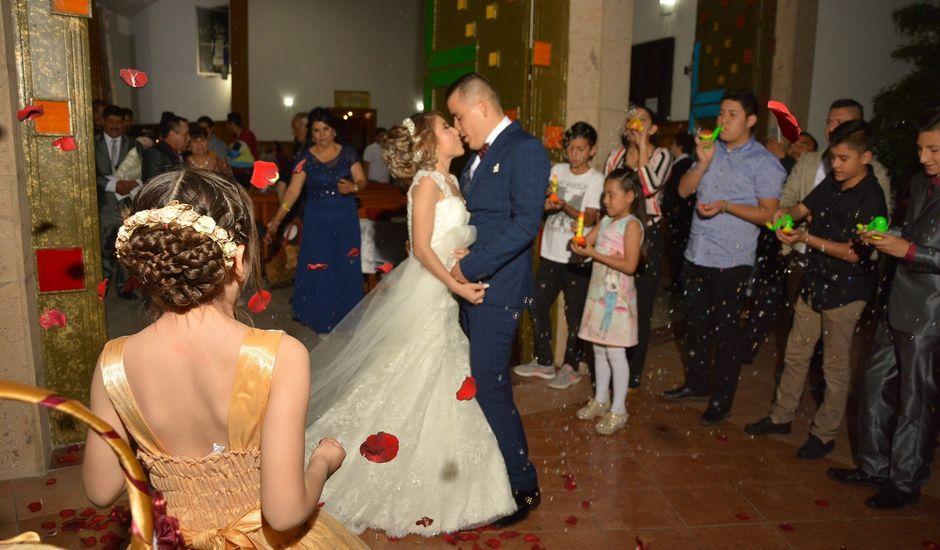 La boda de Oscar Delgado y Claudia Mejia  en Tonalá, Jalisco