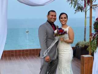 La boda de Monse y Paco