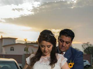 La boda de Gabriela  y Giovani  1