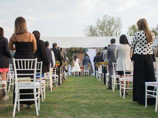 La boda de Gabriela  y Giovani  2