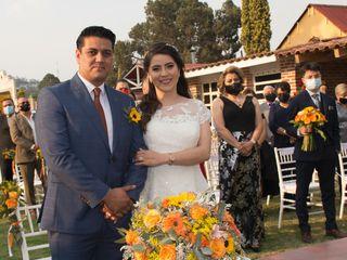 La boda de Gabriela  y Giovani  3