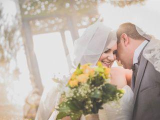 La boda de Roxana y Kelvin
