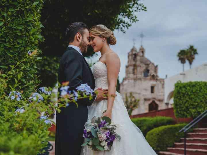 La boda de Andrea y Arturo