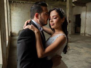 La boda de Nuria y Aaron
