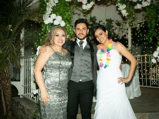 La boda de Fátima y Raúl 2