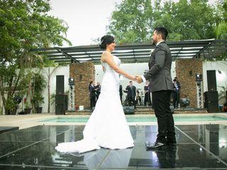 La boda de Fátima y Raúl