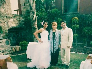 La boda de Yazmín y Alfonso 2