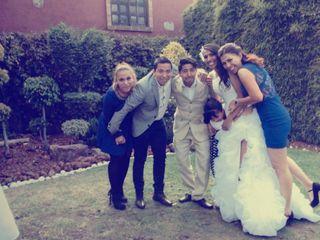 La boda de Yazmín y Alfonso 3