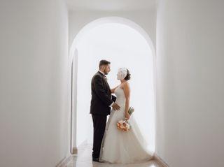 La boda de Claudia y Angel