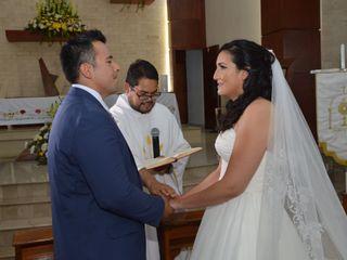 La boda de Lorena y Josué 2