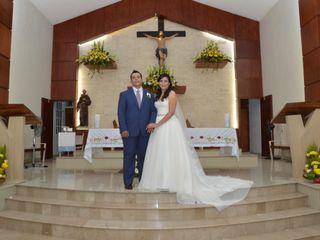 La boda de Lorena y Josué 3