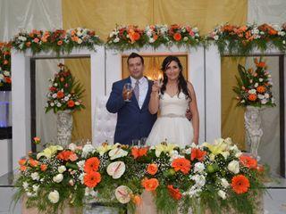 La boda de Lorena y Josué