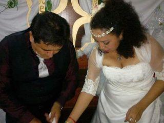 La boda de Reyna Guadalupe y Román 1
