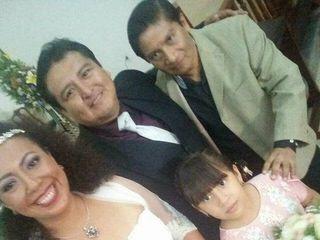 La boda de Reyna Guadalupe y Román 2