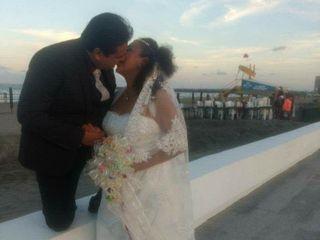 La boda de Reyna Guadalupe y Román 3