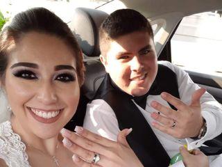 La boda de Sarahí  y Andrés  1