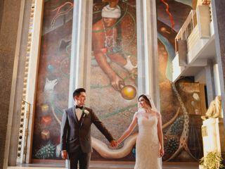 La boda de Hada y Ezequiel
